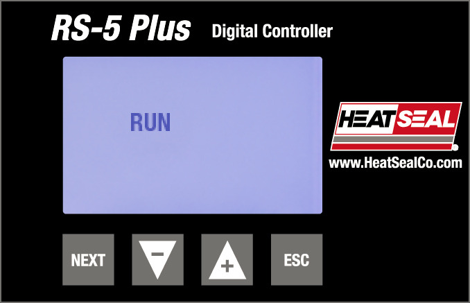RS-5 Plus Digital Controller
