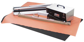 compact sealer, compact packaging option, small sealing machine