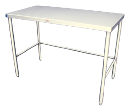 Stainless Steel Work Tables, Stainless Cutting Tables, Stainless Table With  Backsplash, Stainless Table